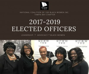 2017-19 Elected Officers -Tampa Bay Chapter